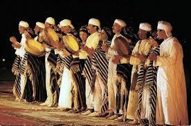 Danseurs berberes